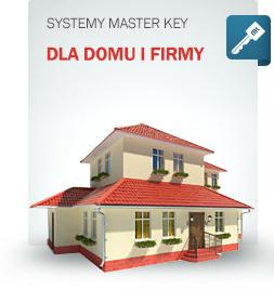 Systemy Master-Key dla domu i firmy